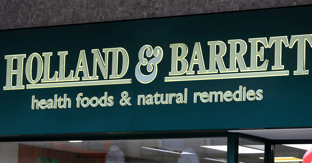Holland & Barrett Shop