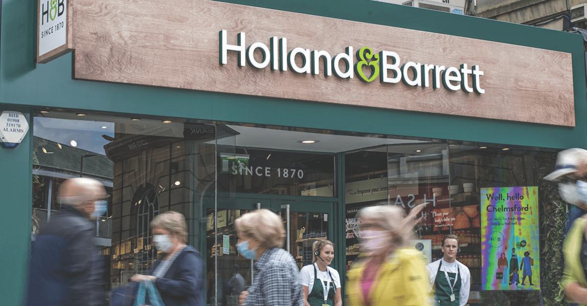 Holland & Barrett Shop